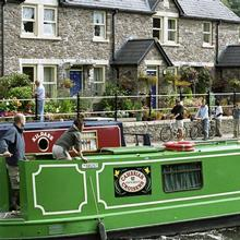 Canal basin, Brecon